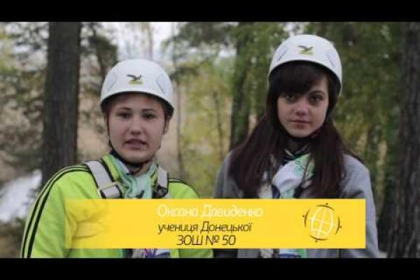 "Вбудована мініатюра для GEF SGP Project: ""Ecological education of youth as a method to combat climate change"""